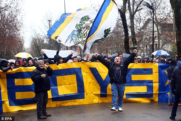 Parma Protest