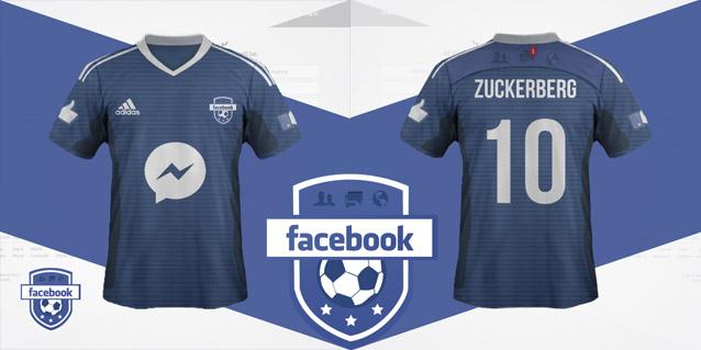 SocilaNetworkFootballLeagueFacebook