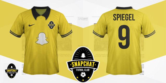 SocilaNetworkFootballLeagueSnapChat