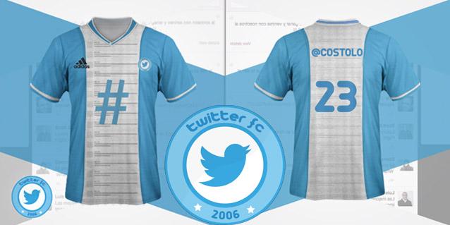 SocilaNetworkFootballLeagueTwitter