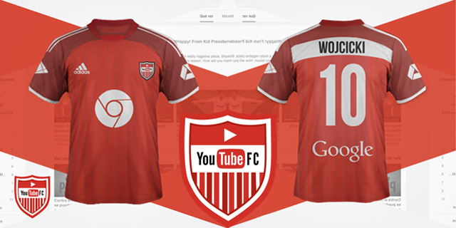 SocilaNetworkFootballLeagueYoutube