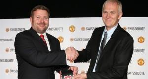 مانشستر يونايتد يمدد شراكته مع سويسكوت لتداول العملات